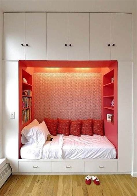 awesome storage ideas for small bedrooms space saving