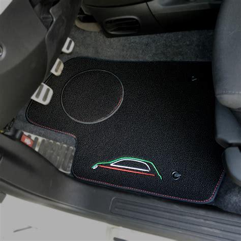 fiat 500 floor mats custom made premium quality 500