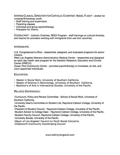 sle targeted resume bds fresher resume sle 28 images tongue and quill