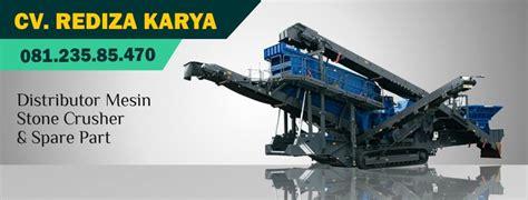 Vanbelt Conveyor katalog toko spare part mesin crusher 081 235 85 470