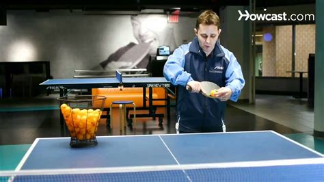 how to serve in table tennis how to return a table tennis serve ping pong youtube
