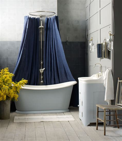 victorian shower curtains bathroom style ideas for a statement bathroom the english home
