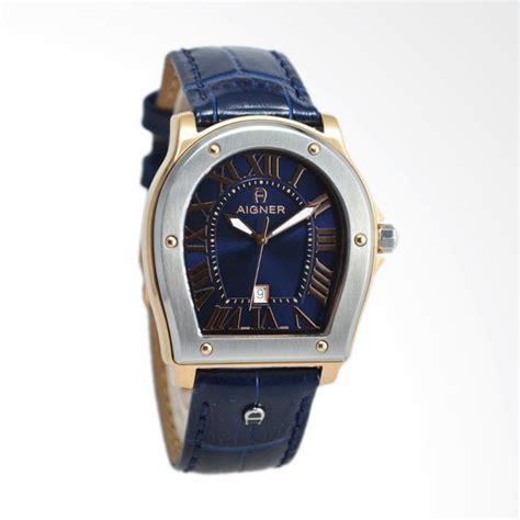 Jam Tangan Aigner 2900 Blue jual aigner signa jam tangan pria blue silver a105107