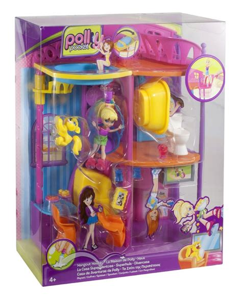 polly pocket house polly pocket hangout doll house japan free shipping new ebay