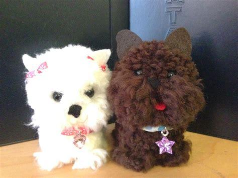 pom pom puppies craft task pom pom puppies