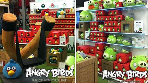 thousands c out for two days before first angry birds
