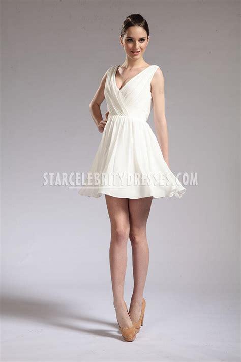 Elizabeth Taylor Vintage White Cocktail Homecoming Dress