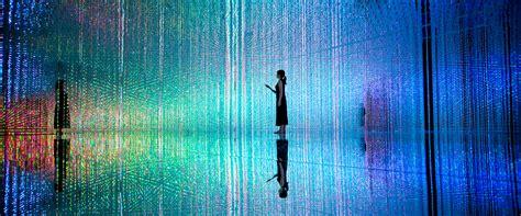 Teamlab Stages Its Largest Immersive Digital Art