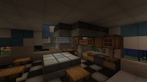 minecraft interior design kitchen minecraft modern kitchen designs peenmedia