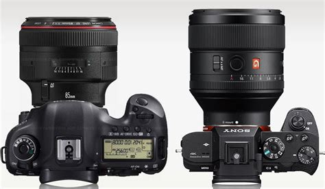 canon frame why sony s frame pro mirrorless was a fatal mistake