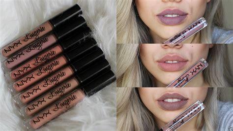 Lipstick Mate Lip Nyx Soft Mate nyx lip matte liquid lipstick waterproof soft lip
