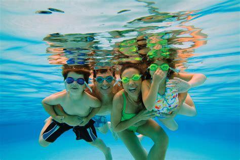 Family Swim Poll radiant pools burnett pools spas tubs cortland oh