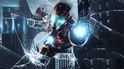 iron man avengers endgame poster hd superheroes