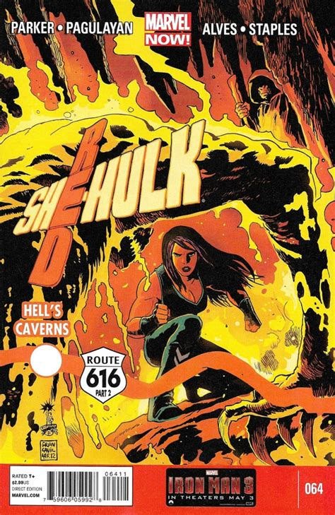 She Volume 2 Route 616 Marvel Now she 2012 64 route 616 part 2