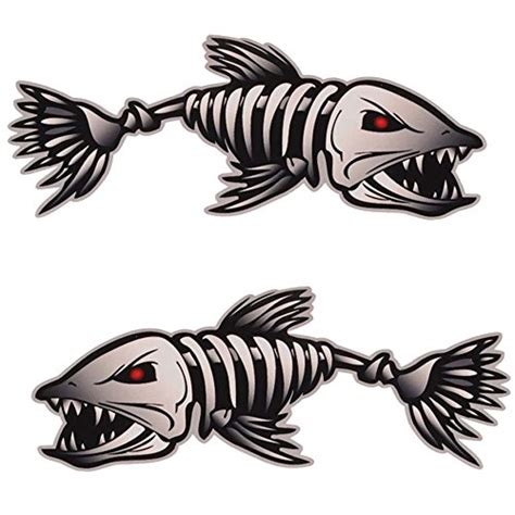 fish decals for boats - Fishing Decals For Boat