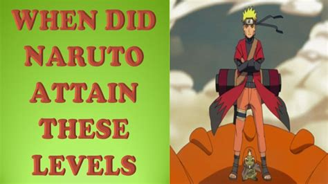 naruto  chunin jounin kage level youtube