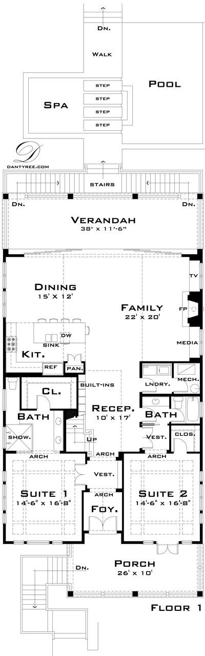 dan tyree dantyree com unique house plans castle house plans