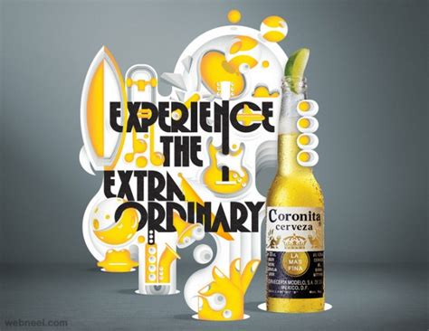 typography advertising 30 best and creative typography design exles for your inspiration