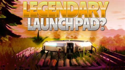 fortnite jump pad legendary jump pad fortnite battle royale