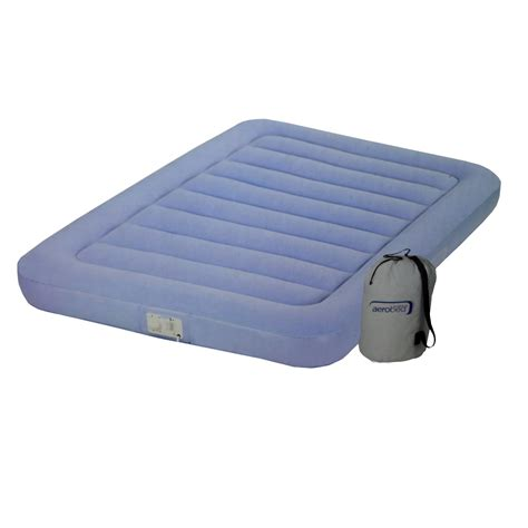 aero air bed aerobed extra comfort 9 inch height luxury collection full
