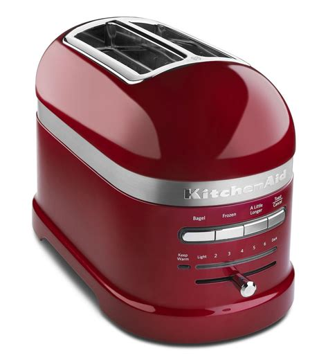 Pro Line® Series 2 Slice Automatic Toaster (KMT2203CA Candy Apple Red)