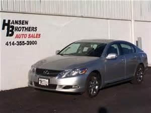 lexus for sale milwaukee wi carsforsale