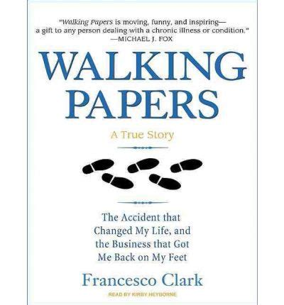 Walking Essay by Michael Rock Essays