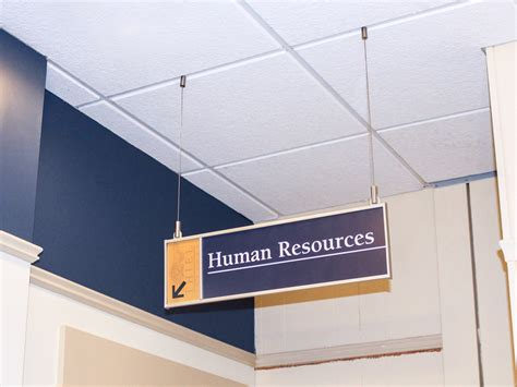 Ceiling Signs by Ceiling Suspension Sign Mount For Interior Signage System