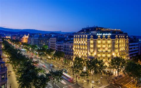 wallpaper barcelona hotel majestic hotel spa barcelona spain the leading