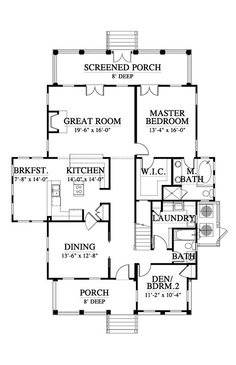 allison ramsey floor plans the house plan c0231 design from allison ramsey architects