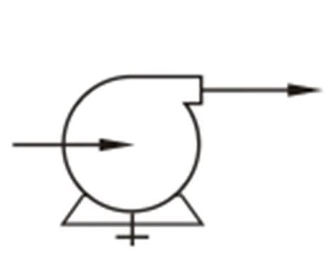 Roca Vanity Pump Symbol Schematic