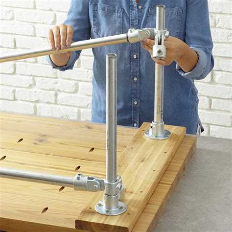 dining table leg placement pipe leg coffee table