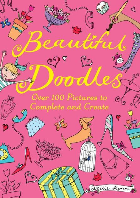 doodle riyan beautiful doodles by nellie paperback barnes noble 174