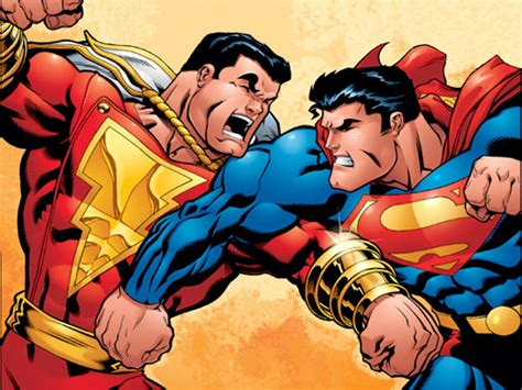 superman vs captain marvel shazam gladiator vs captain marvel battles comic vine