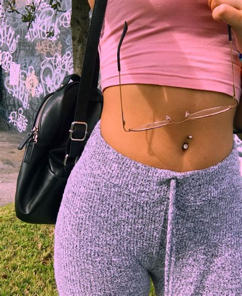 brighton sharbino belly pin by lil p on malu trevejo pinterest dope style