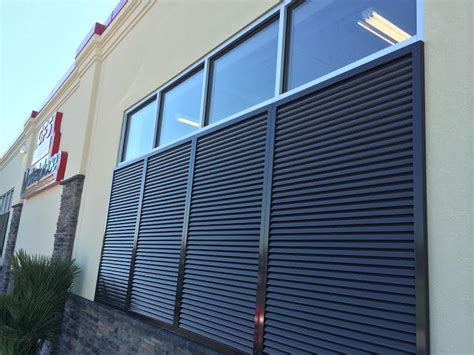 Shutter Awnings by Elite Awnings 187 Aluminum Bahama Shutters