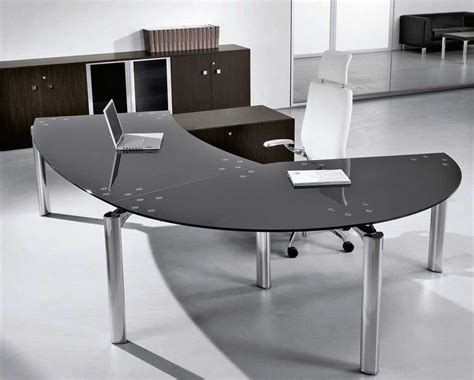 office desk furniture maintaining glass office desk furniture
