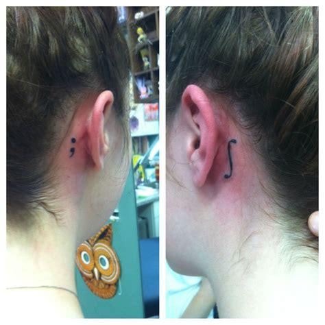 circle tattoo behind ear math tattoo images designs