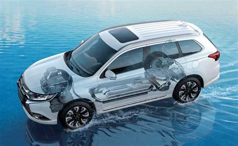 In Your Phev For 100mpg by Outlander Phev In Hybrid Suv Mitsubishi Motors In