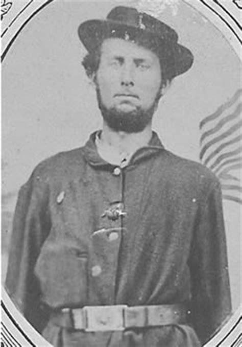 Pvt. John D.M. VanVleet,Company H, 107th NY Infantry