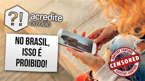 5 Coisas Que A Ditadura coisas proibidas no brasil que voc 202 n 195 o sabia