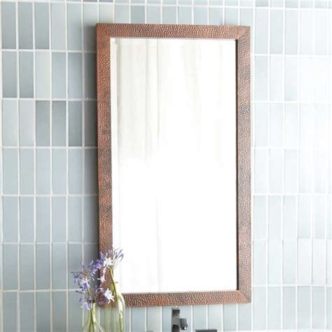 "Native Trails 36"" x 60"" Milano Wall Mount Mirror   Antique"