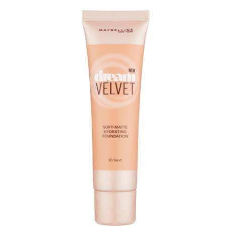 Maybelline Velvet maybelline velvet foundation base elige tu color