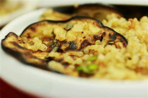 Le Poulet Grillé by Salade D Aubergines Grill 195 169 Es Au Quinoa Zekitchounette