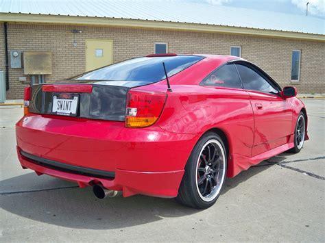 2001 Toyota Celica Gts 2001 Toyota Celica Exterior Pictures Cargurus