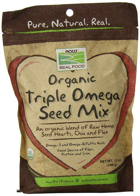 Omega Blend Seeds 150 Gr Berkualitas trader joe s seed ancient grain blend 8 oz 2 count health personal care
