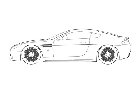 simple car template printable race car coloring pages coloring me