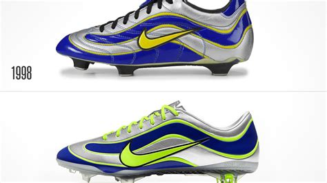 Imagenes Nike R9 | nike celebrates 15 years of mercurial with recreated 98