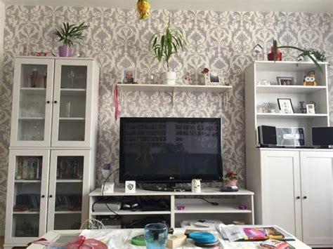 besta bücherregal bilder wohnzimmer