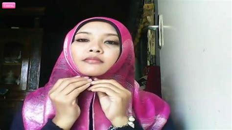 cara bungkus kado segi empat cara memakai jilbab segi empat paris modern yang simple